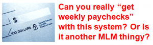get weekly paychecks scam 300x89 Does Get Weekly Paychecks Scam People? Unbiased Review