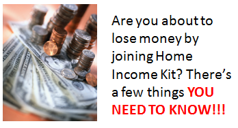home income scam