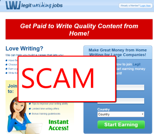 legit writing jobs scam exposing review online marketing vince legit writing jobs