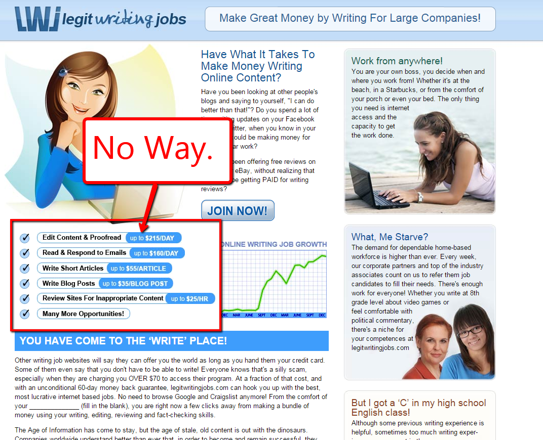copy writing jobs The top writer's community on the web we have daily freelance writing job postings and useful articles designed to help you increase your income.